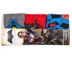 Batman vs Superman Kids' Briefs 3-Pack - Multi  6