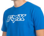 Fox Men's Legacy FHEADX Tee - Blue  6