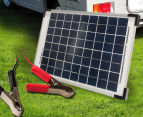 Solar Panel Battery Charger 1