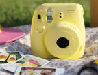 Fujifilm Instax Mini 8 - Yellow 4