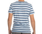 Mossimo Men's Standard Issue Aston V-Neck Tee - Washed Navy 5
