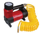 Aunger Heavy Duty Air Compressor - Red 1