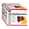 Aunger Heavy Duty Air Compressor - Red 2