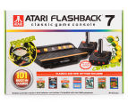 ATARI Flashback® 7 Classic Game Console + 101 Built-In Games 2