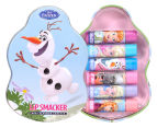 Lip Smacker Frozen Fun With Olaf Lip Collection 6-Piece Tin  1
