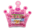 Lip Smacker Princess Pretty Lip Balm Collection 3-Piece Crown Bag 1