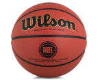 Wilson NBL Officiall Game Ball Official Size Basketball - Orange  1