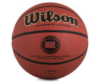 Wilson NBL Replica Game Ball #7 Official Size Basketball - Orange  1
