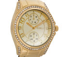 Fiorelli Women's 40mm Mimosa Watch - Gold 2