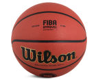 Wilson NBL Officiall Game Ball Official Size Basketball - Orange  2