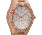 Fiorelli Women's 40mm Ibisco Watch - Rose Gold 2
