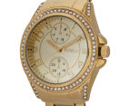 Fiorelli Women's 40mm Mimosa Watch - Gold 3