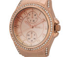 Fiorelli Women's 40mm Mimosa Watch - Rose Gold 3