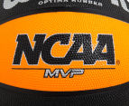 Wilson NCAA MVP Official Size Basketball - Orange/Black  2