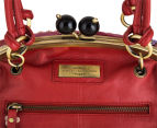 Spencer & Rutherford Liesl Frame Shoulder Bag - Folies Bergere 4