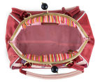 Spencer & Rutherford Liesl Frame Shoulder Bag - Folies Bergere 5