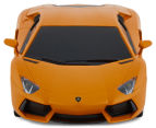 RC 1:24 Lamborghini Aventador LP700-4 Car Model - Yellow 5