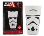Star Wars Stormtrooper Pint Glass - White  1