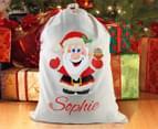 2 x Personalised Kids' Santa Sacks 5