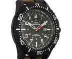 Timex Men's Expedition Uplander Green Camo Strap Watch - Green 2