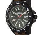 Timex Men's Expedition Uplander Green Camo Strap Watch - Green 3