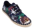 Novo Women's Whitsunday Shoe - Midnight Palms 2