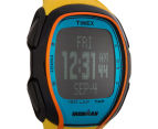 Timex Sleek 150 Sports Watch - Yellow/Black/Blue 2