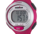 Timex Women's Essential 30 Sports Watch - Pink/Silver 3