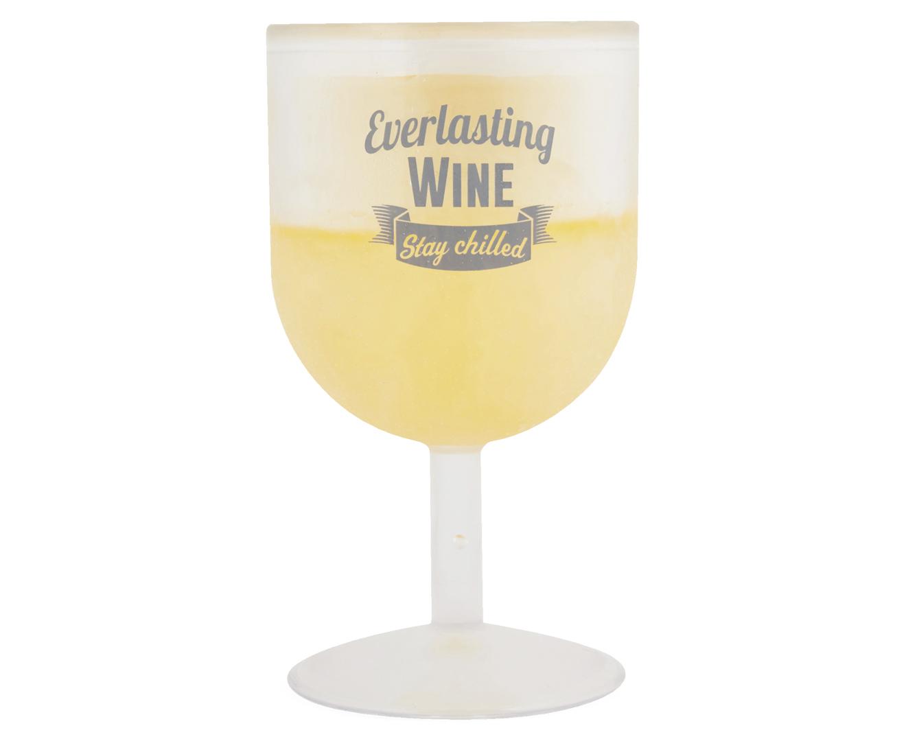 Everlasting Wine Freezer Glass