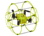 Helic Max Sky Walker Mini Cage Remote Control Quadcopter - Green  2