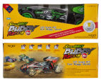 NQD 1/10 Super Dirt Racing Buggy - Green/Black 6