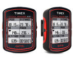 Timex Cycle Trainer 2.0 GPS Bike Computer With Heart Rate Monitor - Black 2