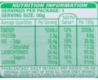 24 x M&M's Milk Chocolate Tubes 50g 5