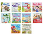 Scholastic The Lamington Man and Other Great Aussie Stories - 10 Book Pack 1