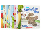 Scholastic The Lamington Man and Other Great Aussie Stories - 10 Book Pack 3