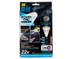 25th Hour Zoom Tac Flashlight - Black 6