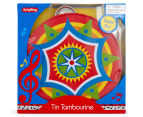 Tin Tambourine - Multi  1