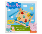 Peppa Pig Hammer & Peg Game - Multi  1