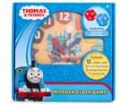Thomas & Friends Wooden Clock - Multi  2
