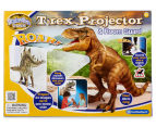 T-Rex Projector & Room Guard - Brown  1