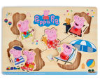Peppa Pig Dress-Up Pin Puzzle  2