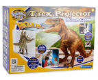 T-Rex Projector & Room Guard - Brown  2