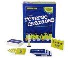 Reverse Charades Game Set 4