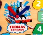Thomas & Friends Wooden Clock - Multi  4