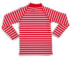 Plum Boys' Long Sleeve Rashie - Nautical 2