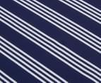 Plum Boys' Long Sleeve Rashie - Navy Stripes 3