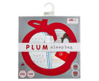 Plum 2.5 Tog Penguin Sleep Bag - White/Grey/Blue 4