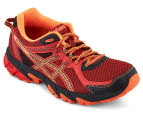 ASICS Men's GEL-Sonoma 2 Shoe - Vermilion/Hot Orange/Black 2