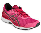 ASICS Women's GEL-Galaxy 9 Shoe - Sport Pink/Black/Cerise 2