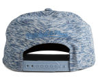 Mitchell & Ness Suns Against The Grain Snapback - Blue/White 4
